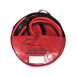 Asc 4,5 M 1200A Starthilfekabel, Starthilfekabel, Heavy Duty Klemmen, für Benzin & Diesel. Komplett mit Tasche/Aufbewahrung