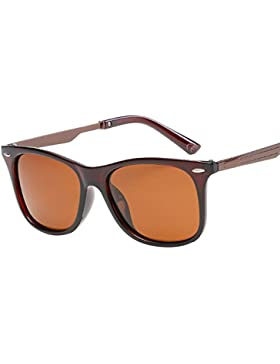 BVAGSS Gafas De Sol Polarizado UV400 Moda Para Conducción Pesca Esquiar Golf Aire Libre Para Mujer y Hombre Unisex...