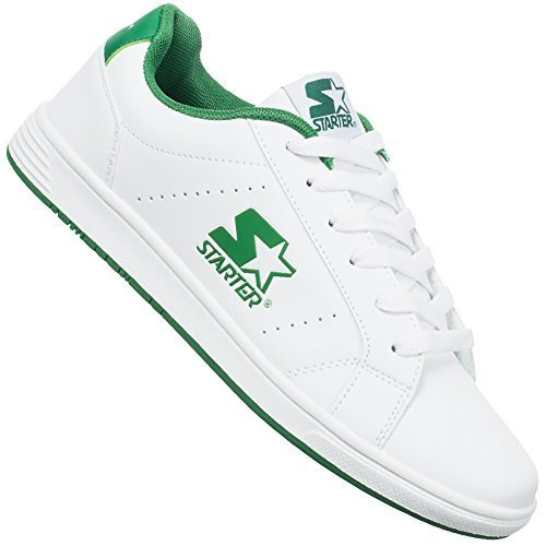 starter-carmelo-baskets-chaussures-pour-hommes-blanc-vert-43