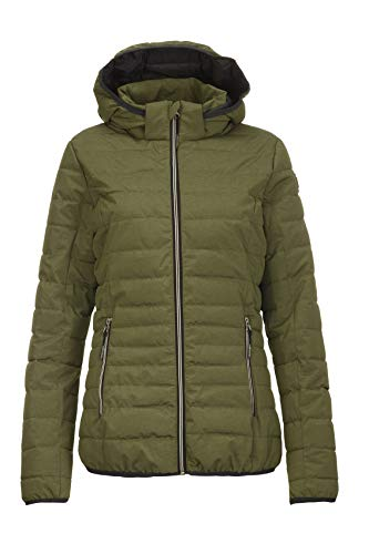 40Olive40 Functional HoodWomens28041 00733 g G With Abzip i Uyaka Down Women's Casual Jacket aDx Look In 000 dCxrBoe