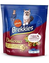 Brekkies Delicious Comida Para Gatos - 750 g