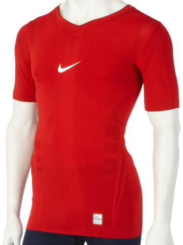 Nike  Free Hypervenom Low, Chaussures de course homme Rouge