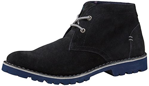 BATA Men's Tommy Black Boots – 8 UK/India (42 EU) (8046516) image - Kerala Online Shopping
