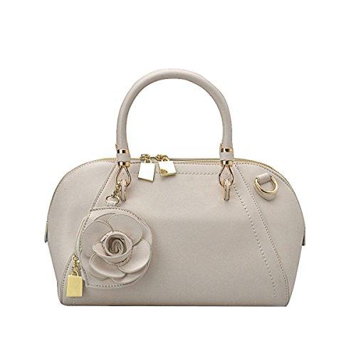 LAIDAYE Moda Fiori Antichi Messenger Shoulder Handbag 3