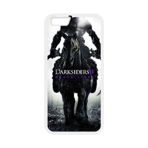 Darksiders coque iPhone 6 4.7 Inch Housse Blanc téléphone portable couverture de cas coque EBDXJKNBO15007