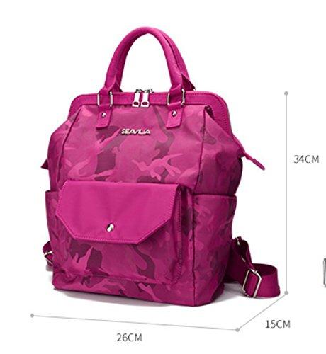 fashion voyage sac à dos/Femelles en vrac en nylon Oxford sac à dos-H A