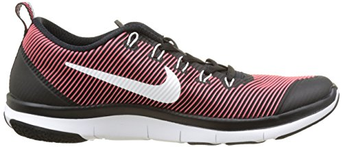 Nike - 833258-002, Scarpe sportive Uomo Multicolore (Black/action Red/white)