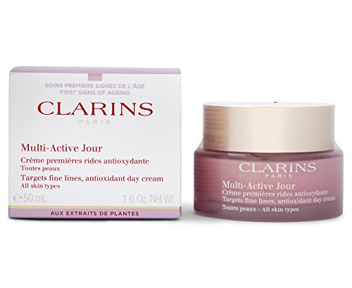 Clarins Tagescreme Multi-Active, 1er Pack (1 x 50 ml)