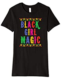 Black Queen for Women Black Girl Magic T-Shirt