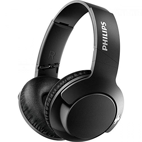 Casque Audio SHB-3175BK/00 Black Bass+ PHILIPS