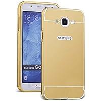 Samsung Galaxy J5 Custodia Samsung Galaxy J5 Bumper Alluminio Metallo