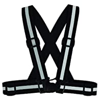 REFLECTIVE SAFETY VEST FOR CYCLING BIKE