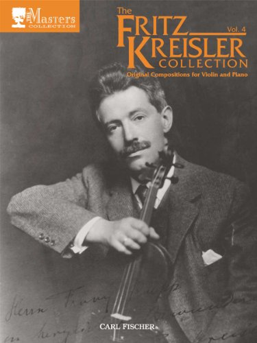 Fritz Kreisler Collection 4 Violin Piano (Fritz Kreisler Collection)