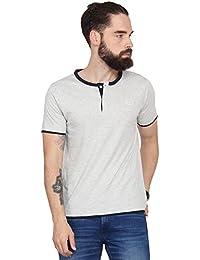 Urban Nomad Light Grey Cotton T-shirt
