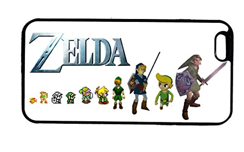 GPO Gruppe Exklusive Nintendo, klassisch, Zelda, Apple iPhone 6 Plus Evolution des Zelda Design, Hartgummi Phonecase Rückseite