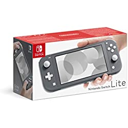 Nintendo Switch Lite - Gris