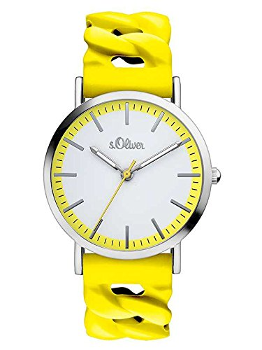 Montre Mixte s.Oliver Time SO-3412-PQ