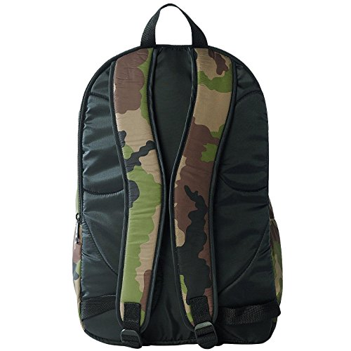 Imagen de adidas   unisex 'essentials camouflage', verde, 47x 30x 15 cm alternativa