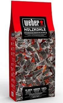 Weber® Premium Holzkohle 10 kg