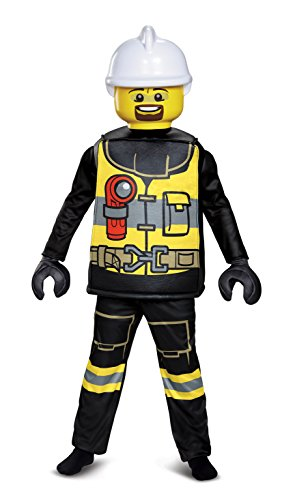 (LEGO Iconic 18231K-PK1-EU Kostüm, schwarz)
