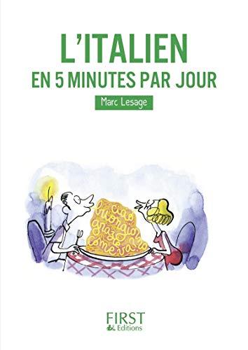 livre télécharger Petit Livre de – L'italien en 5 minutes par jour