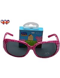 Peppa Pig - Gafas de sol - para niña rosa rosa