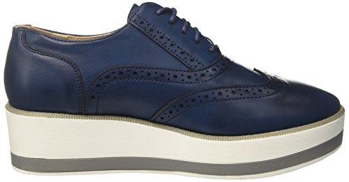 Primadonna Allacciato, Sneaker Donna Blu (Blue)