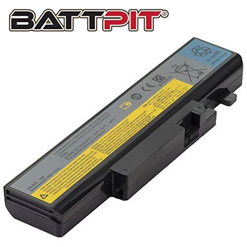 Battpit Laptop Akku für Lenovo 57Y6440 L08S6DB L09L6D16 L09N6D16 L09S6D16 L10L6Y01 L10N6Y01 L10S6Y01 IdeaPad B560 Y460 Y460A Y460N Y460P Y560 Y560A Y560D Y560P - [6 Zellen/4400mAh/49Wh] - Y560-akku