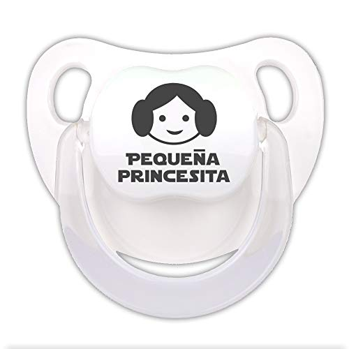 Chupete Pequeña princesita. Chupete friki