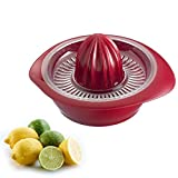 Westmark 3091227R Presse-Citron & Orange Limetta en Rouge Plastique, 18 cm