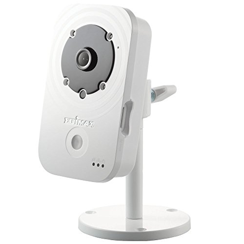 Edimax IC-3140W - Webcam, blanco