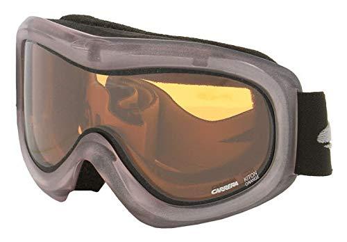 Spyder Carrera Ski- Snowboard Brille Kiton, Frame: Diamond Tran, Lens: Orange 21