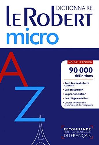 Dictionnaire Le Robert Micro par Collectif