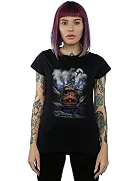 Absolute Cult Vincent Trinidad Mujer Long Story Camiseta