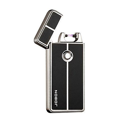 USB elektronisches Feuerzeug Jobon aufladbar lichtbogen Arc elektro zigarette lighter Winddicht