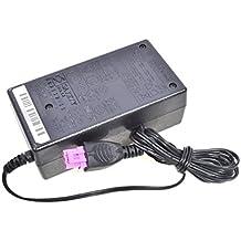 HP AC-DC Adapter, 32v, 20w - Fuente de alimentación (32v, 20w, 50/60, Interior, Printer, Negro, Photosmart Wireless e-AiO B110 series, Photosmart Plus e-AiO - B210a, Photosmart Plus e-AiO - B210b,)