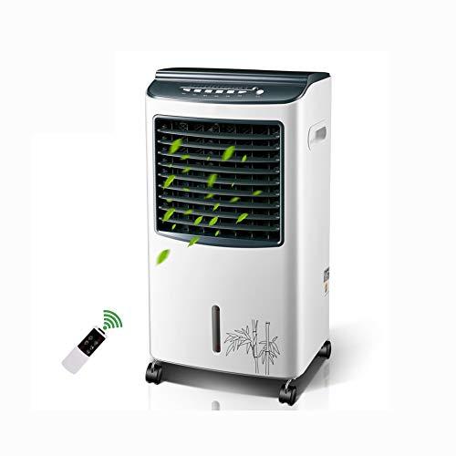 Aire Acondicionado Portátil Enfriador Móvil Ventilador De Enfriamiento Frio Y Calor Doble...