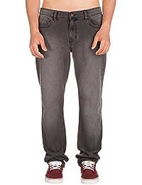 Jeans Element Desoto Regular Tapered Fit Noir Mid Used