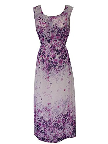 marks-and-spencer-damen-a-linie-kleid-geblmt-mehrfarbig-purple-white-gr-18-mehrfarbig-purple-white