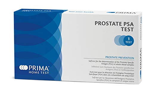 PRIMA Home Test - PSA-Prostatatest - Prostata-Antigen-Screening (Home-blut-test)