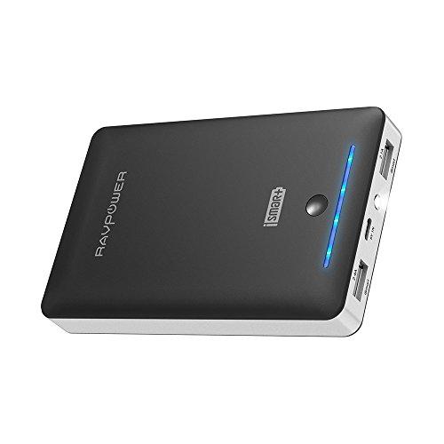 Batteria esterna 16750 mAh con sistema di ricarica veloce e tecnologia iSmart