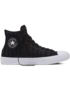 Converse Chuck Taylor All Star Ii, Sneaker a Collo Alto Unisex-Adulto