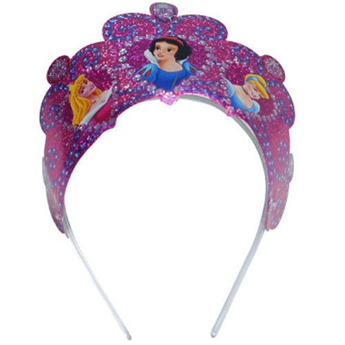Disney Princess Amscan Magic Tiara (Castle Disney-halloween)