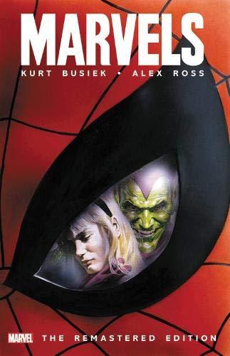Marvels - The Remastered Edition por Kurt Busiek