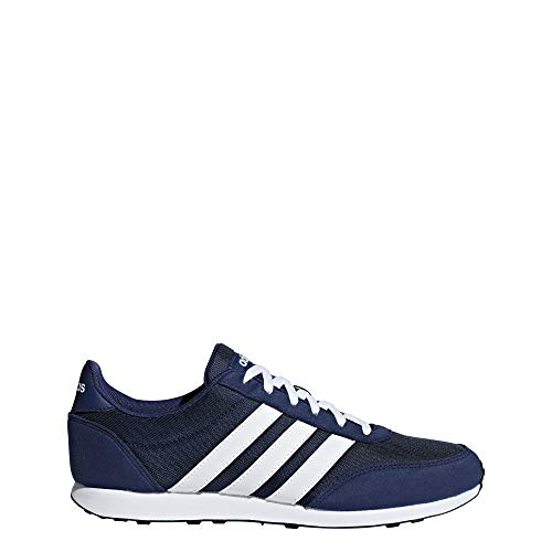 sports shoes 71373 a3b4f adidas V Racer 2.0, Zapatillas de Running para Hombre, Azul Dark Blue FTWR  White