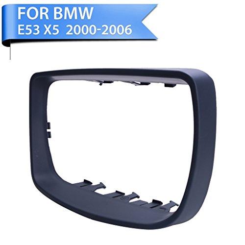 Sengear 1 Stk Mirror Cover Cap Spiegelkappe Rahmen (Gleiche Rechte Ringe)