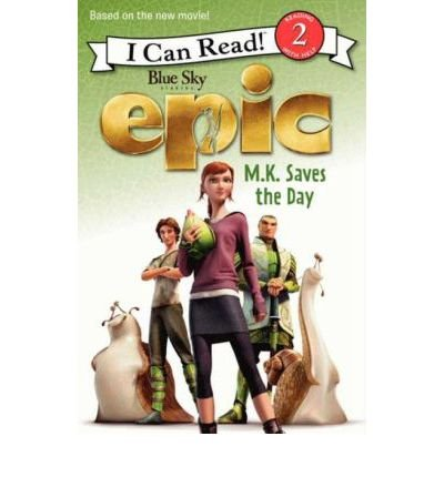 By Rosen, Lucy ( Author ) [ Epic: M.K. Saves the Day By Apr-2013 Paperback