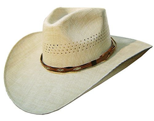 modestone-unisex-leather-hatband-bangora-straw-sombrero-vaquero-tan