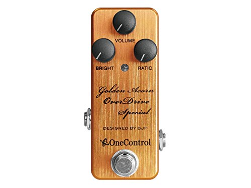 One Control [ワンコントロール] Golden Acorn OverDrive Special