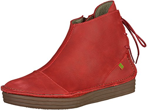 El Naturalista NF82 femmes Bottine Rouge